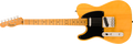Fender Classic Vibe '50s Telecaster® Left-Handed, Maple Fingerboard, Butterscotch Blonde