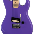 Kramer Baretta Special Electric Guitar in Purple