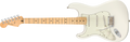 Fender Player Stratocaster® Left-Handed, Maple Fingerboard, Polar White