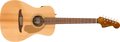 Fender Malibu Player, Walnut Fingerboard, Natural