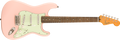 Fender Squier FSR Classic Vibe '60s Stratocaster®, Laurel Fingerboard, Shell Pink