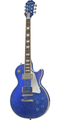 "Epiphone Tommy Thayer ""Electric Blue"" Les Paul Electric Guitar"