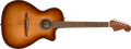 Fender Newporter Classic with Gig Bag, Aged Cognac Burst