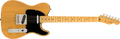 Fender American Professional II Telecaster® Maple Fingerboard, Butterscotch Blonde