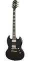 Epiphone Prophecy SG in Aged Black Gloss