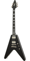 Epiphone Flying V Prophecy Black Aged Gloss