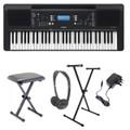 Yamaha PSR-E373 Portable keyboard 61 keys Pack 2