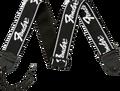 Fender Guitar Strap Running Logo