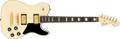 Fender Parallel Universe Volume II Troublemaker Tele® Custom Olympic White