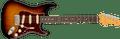 Fender American Pro II Stratocaster®, Rosewood Fingerboard, 3-Color Sunburst