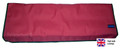 Deluxe Keyboard Cover For Yamaha PSR S970 S770 S950 S750 Maroon