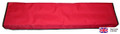 Deluxe Digital Piano Dust Cover Plain Red For Yamaha P45 P125 P115