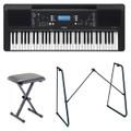 Yamaha PSR-E373 Portable keyboard 61 keys Pack 5