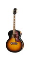 Epiphone Inspired by Gibson J-200 in Aged Vintage Sunburst Gloss