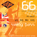 Rotosound RS66LD Swing Bass Guitar String Set   45-105