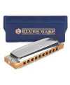 Hohner Blues harp in the key of F
