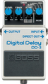 Boss DD3 Digital Delay Guitar Effects Pedal