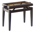 Piano stool Rosewood matt finish