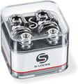 Schaller straplocks security lock ( pair chrome )