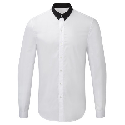 Contrast Point Collar