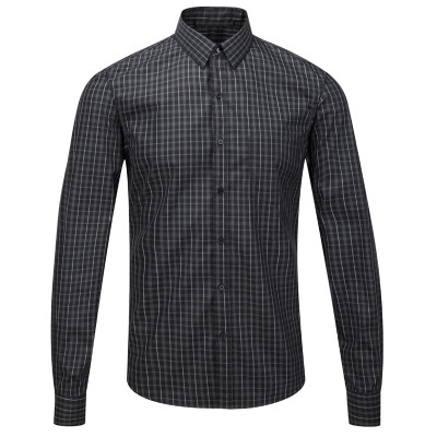 Point Collar - Plaid