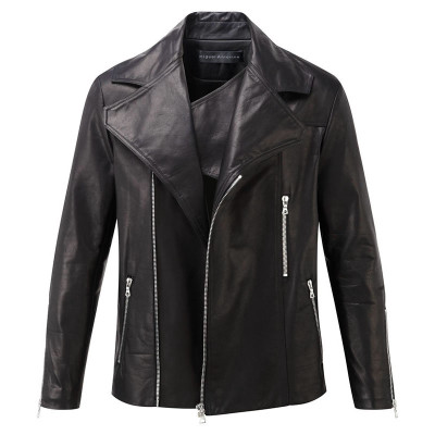 Neo Leather Motorcycle Jacket