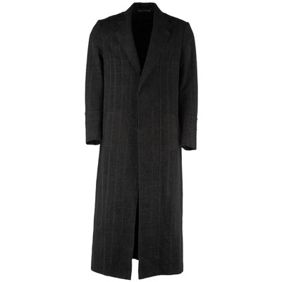 Window Pane Duster Coat