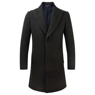 Wool Coat, Hunter