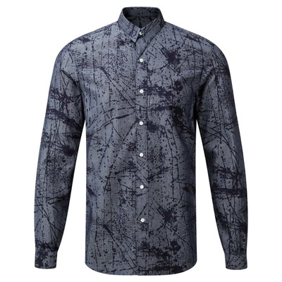 Painter's  Splatter Casual Shirt