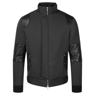 Niall Padded Jacket, Black