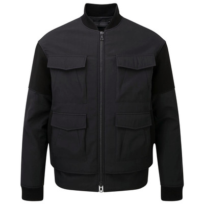 Double layer Aviator Jacket