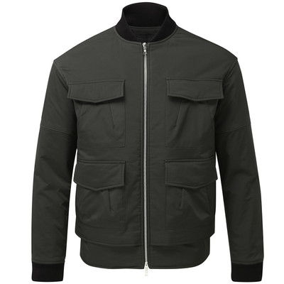 Double-layer Aviator Jacket