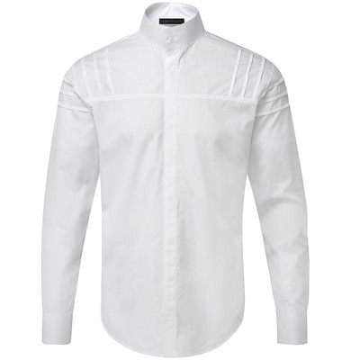 Cruz Tailored Shirt, white