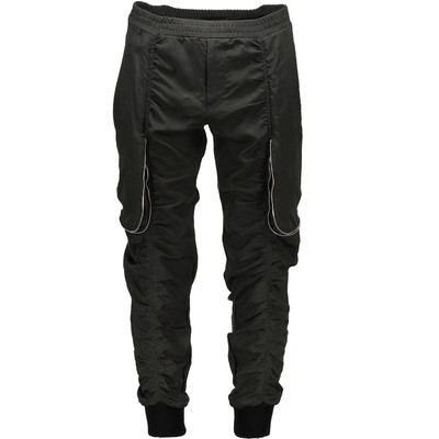 Ankle-Length Parachute Pants