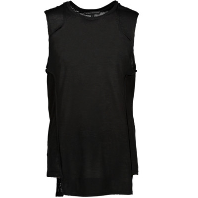 Inverted Sleeveless T-shirt