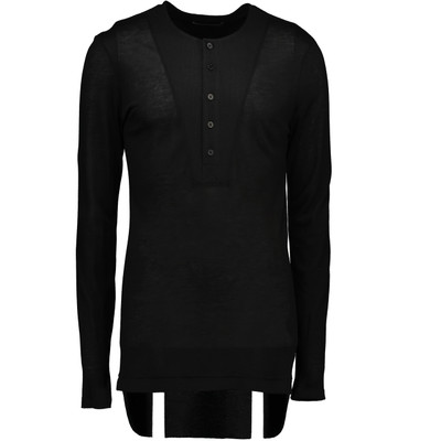 Bashir II Elongated Henley