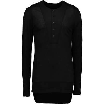 Bashir Elongated Henley