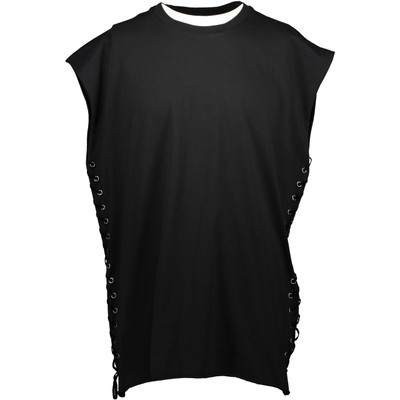 Biker Sleevless T-Shirt