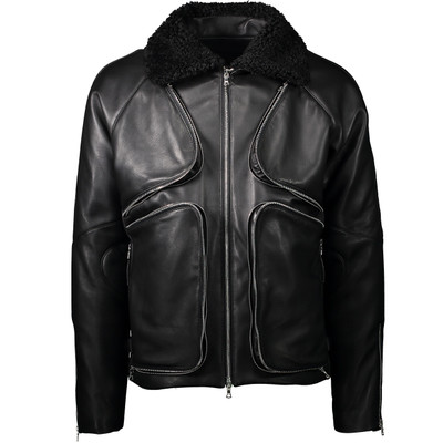 Santiago Leather Jacket