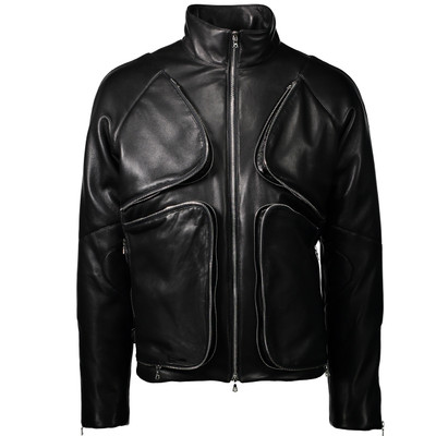 Santiago II  Leather Jacket
