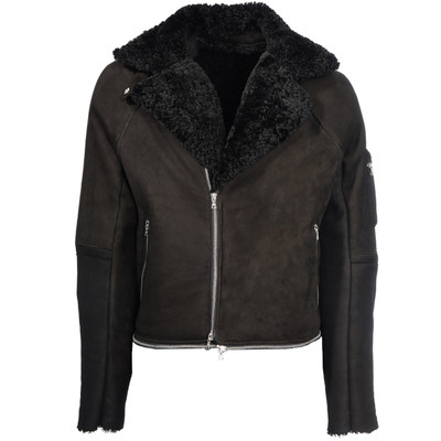 Shearling Biker Jacket - SOLD OUT