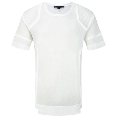 Symmetrical T-Shirt,  White