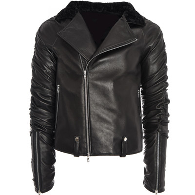 Virgo Leather Jacket