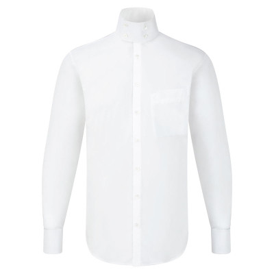 Capital Collar Shirt - Wht