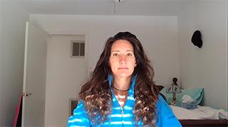 menstrual cramps, nausea helped by progesterone
