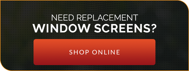 Need Replacement Window Screens? Shop Online!