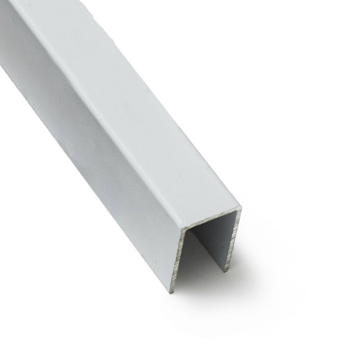 "1 Inch Top U Channel 5/8"" x 1"""