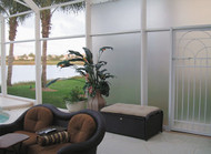 36 Inch x 50 Ft  Florida Glass Screen