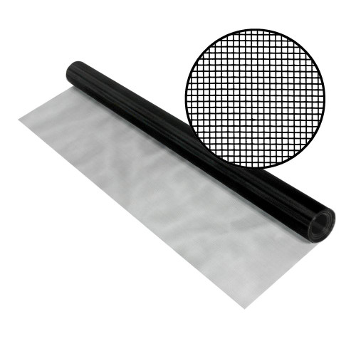 """60"""" x 100'  Aluminum Screen for Tiny Insects"""