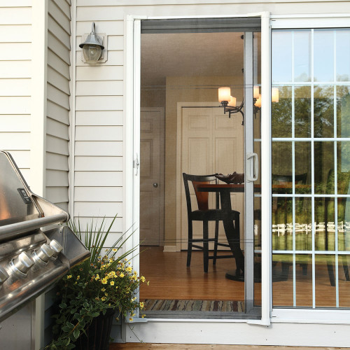 Genius® Cool Retractable Screen For Sliding Doors